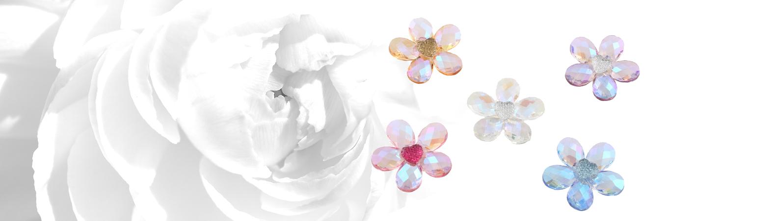 5a5236716fb2 Fiore in Cristallo. Acquista  . Coppia di Rose Matrimoni e Feste ...