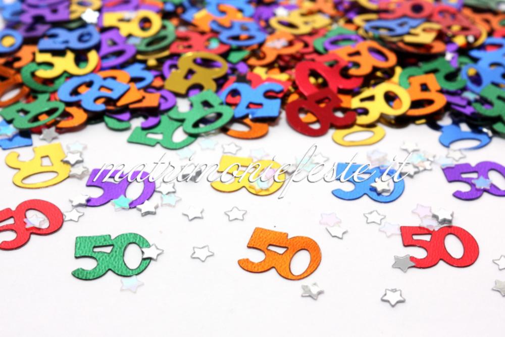 Coriandoli Numero 50 Articoli Addobbi E Gadget Per Matrimoni Ed