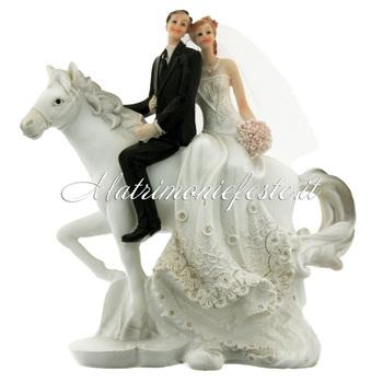 Cake Topper Statuine Per Torte Per Matrimonio Addobi Accessori