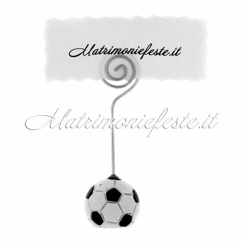 Matrimonio Tema Calcio : Segnaposto segnatavolo tema calcio sport mestieri