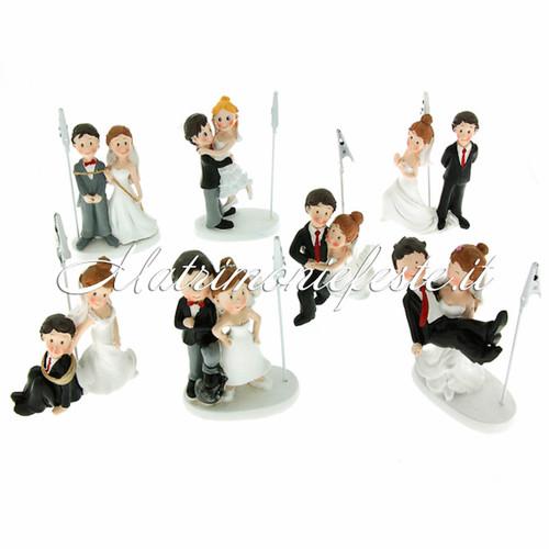Segnaposto Matrimonio Sposi.Segnaposto Sposi Spiritosi Articoli Addobbi E Gadget Per
